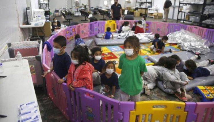 Bie numri i fëmijëve që e kalojnë vetëm kufirin Amerikë-Meksikë