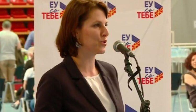 Edtstadler: Do të jemi gjithmonë krah RMV-së për të lënë prapa krahëve pandeminë