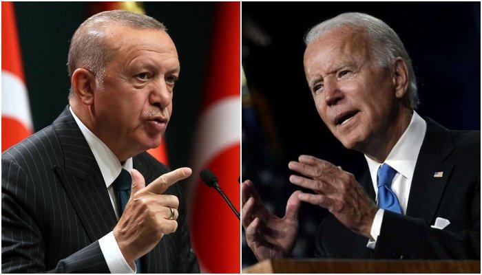 Erdogan tërbohet dhe sulmon Biden për çështjen e Palestinës: I ke duart me gjak
