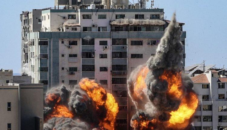 Reagime pas goditjes së zyrave të agjencive AP dhe Al Jazeera në Gaza
