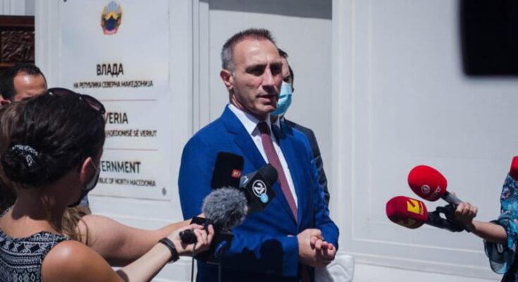 GRUBI: Qeveria ndan mbi 4.5 milion denar për Çairin