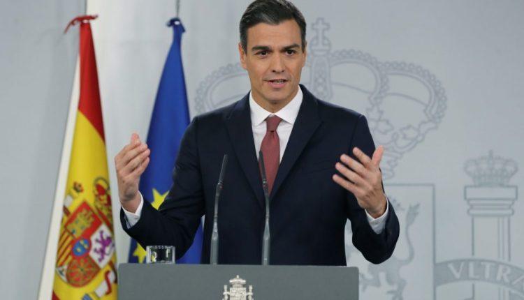Sançez: Spanja mbështet hyrjen e Republikës së Maqedonisë së Veriut në BE