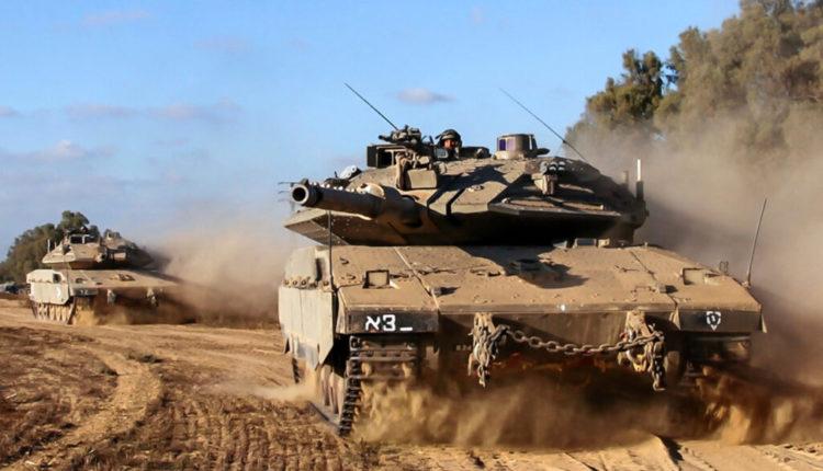 Izraeli gati për betejë, dërgon përforcime ushtarake në kufirin me Gazën