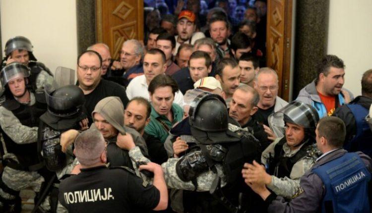 """Deklarata e Pendarovskit, Zaev: Rigjykimi për """"27 Prillin"""" nuk do të thotë amnisti"""