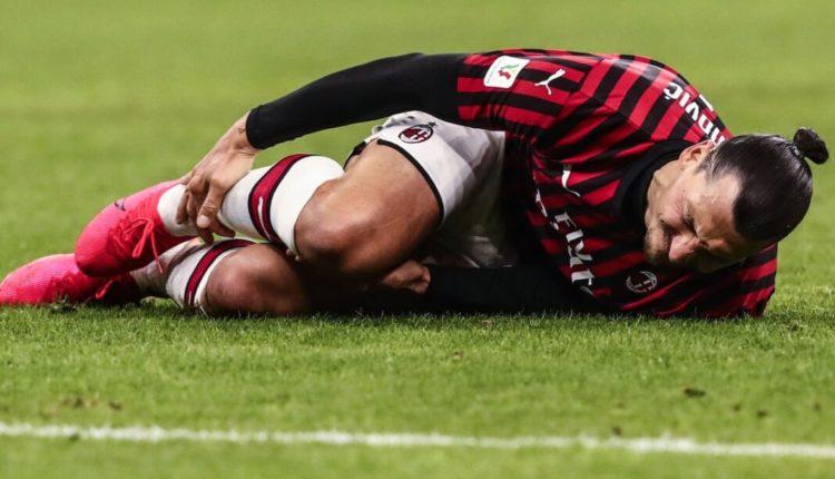 Lëndimi i Ibrahimovic – negativ për Milanin, 'pozitiv' për Suedinë