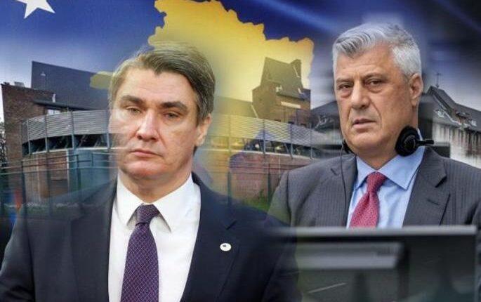Milanoviq: Nuk mund të ofroj garanci për Thaçin