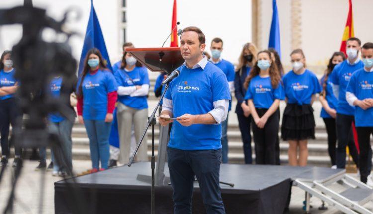 Në prag të ditës së Evropës, të rinjtë me porosi deri te BE: Tani ju e keni radhën!