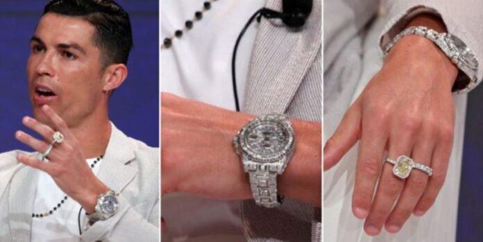 Zbulohet shifra e çmendur e veshjes së Cristiano Ronaldo-s