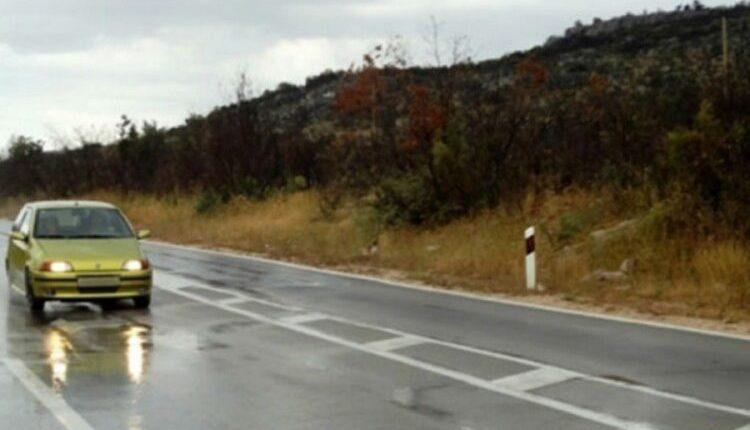 Rrugë kryesisht të lagështa, LAMM raporton për gjendjen e rrugëve në Maqedoni