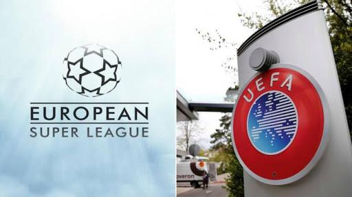 """UEFA nis hetimet kundër """"themeluesve të pabindur"""" të Superligës"""