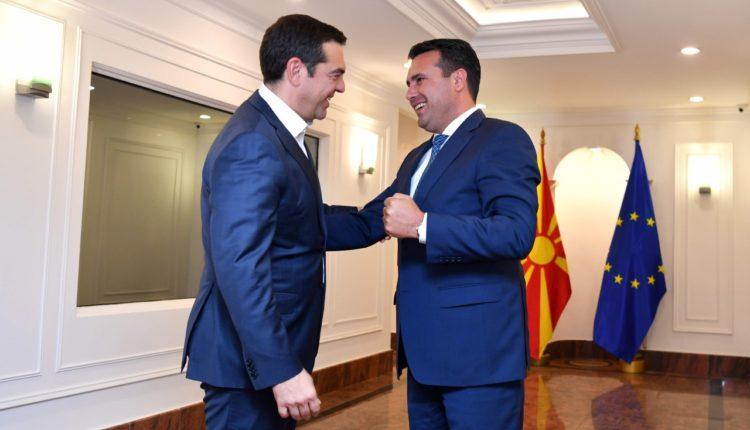 Zaev-Cipras: Përfitimet e Marrëveshjes së Prespës sot njihen edhe nga palët të cilët kishin dyshime