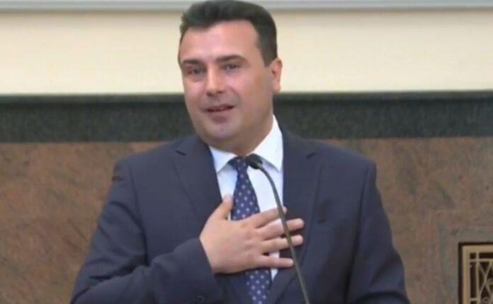 Zaev pret zgjidhje me Qeverinë e përkohshme bullgare dhe thotë jo me çdo çmim në BE