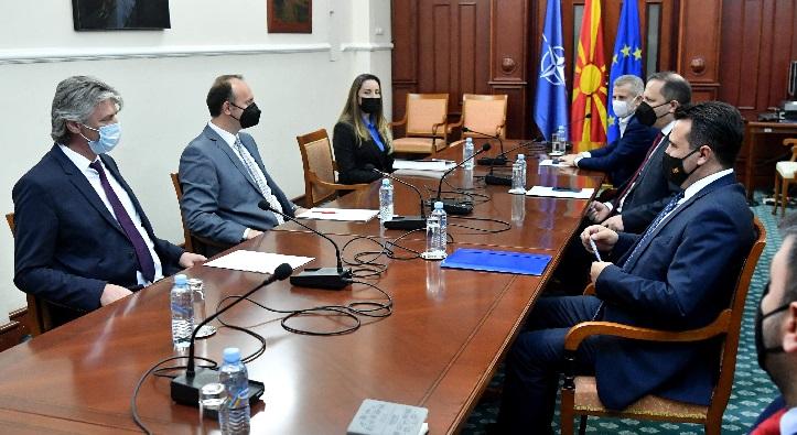 PlusInfo: Sela dhe Gashi kërkojnë gjuhën shqipe dhe shtetësi për qytetarët e Maqedonisë të shpërngulur në Turqi
