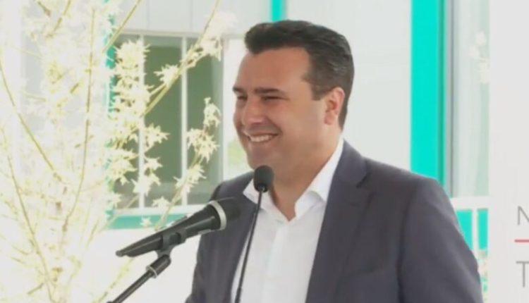 Kryeministri Zaev sot do të vaksinohet kundër Covid-19