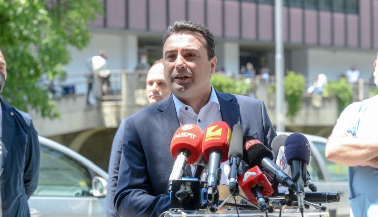 Shtetësia, Zaev: Se kuptoj bllokimin, ligji do të miratohet