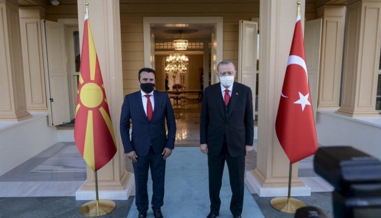 Zaev: Bashkëpunimi ekonomik dhe tregtar është jetik për Maqedoninë dhe Turqinë