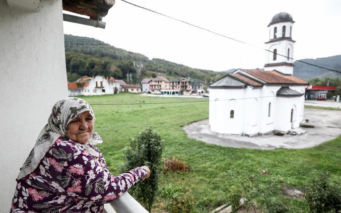 Nis shembja e një kishe në Republika Srpska