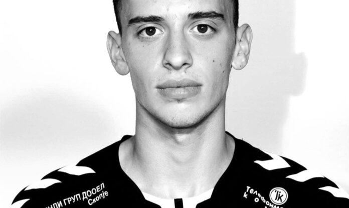 Dje luajti ndeshje, kurse sot ndërron jetë hendbollisti 20 vjeçar nga Maqedonia