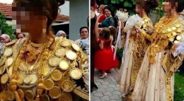 250 mijë dollarë ari për të marrë nuse në Kërçovë