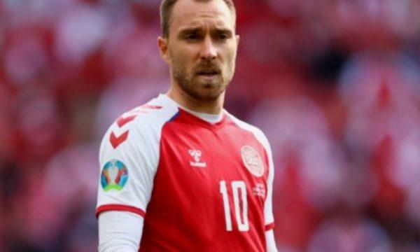 UEFA e shpall Eriksenin lojtarin e ndeshjes Danimarkë-Finlandë