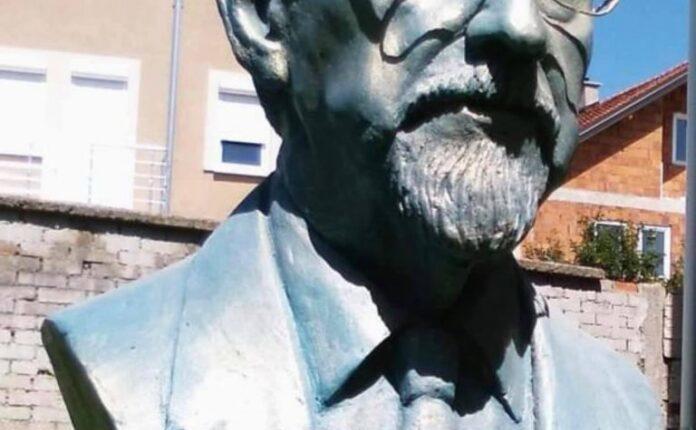 Skulptura për Wiliam Walker, njeriu që sensibilizoi çështjen e Kosovës
