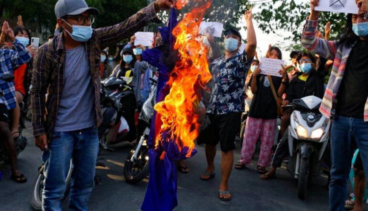 Rreth 100 mijë të zhvendosur nga dhuna në Mianmar