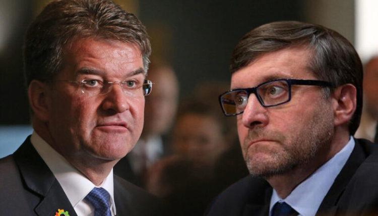 Lajçak dhe Palmer takojnë sot presidentin Vuçiq