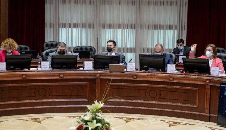 Qeveria: Kuvendi ta miratojë situatën e krizës deri më 31 dhjetor 2021