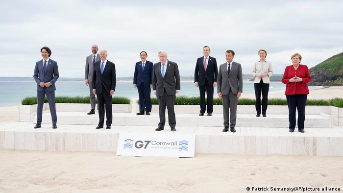 G7 kundërshton Rrugën e Mëndafshit të Kinës, me një plan global të infrastrukturës