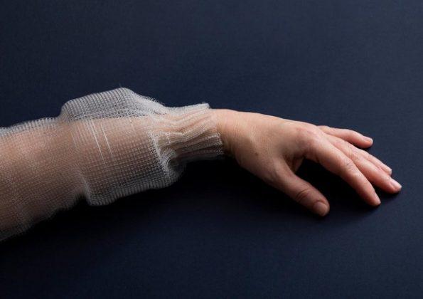 Pëlhura dixhitale me memorie, për veshje që mbajnë mend
