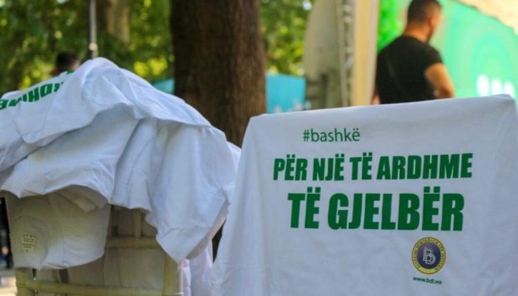 BDI me agjendë të gjelbër, opozita me reagime jeshile