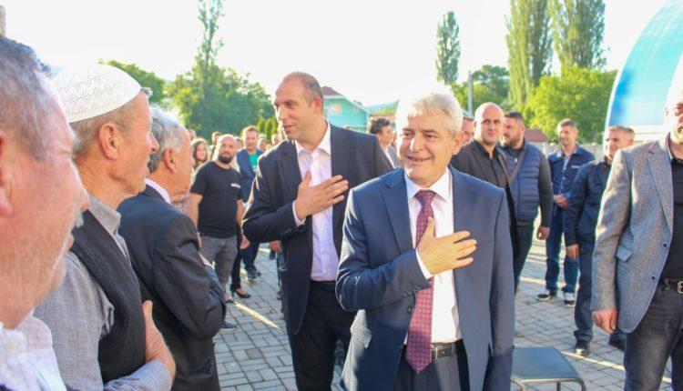 Ali Ahmeti: Këshillit të përgjithshëm të BDI-së ia propozoi Erkan Arifin për Kryetar të Likovës