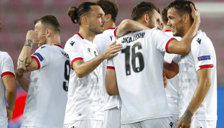 Shqipëria mposhtet nga Çekia, me gabimet e saja