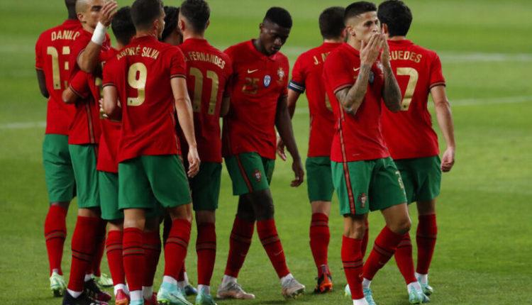 Portugalia tregon forcën ndaj Izraelit