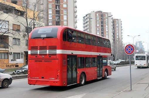 Qyteti i Shkupit nënshkruan marrëveshje për kryerjen e studimit për lehtësimin e transportit publik