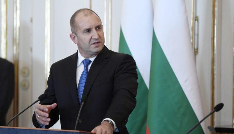 Radev: Rruga e RMV-së drejt BE-së kalon përmes Bullgarisë