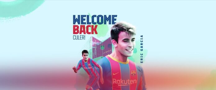 Zyrtare: Garcia rikthehet te Barcelona