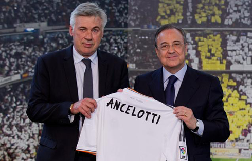 Carlo Ancelotti tregon pse iu bashkua Real Madridit