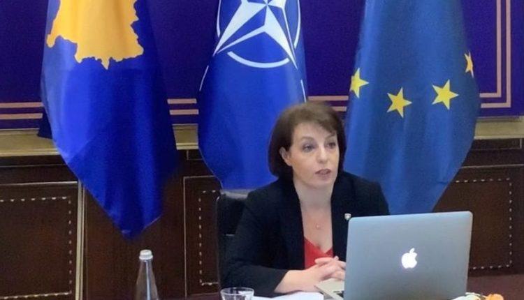Vazhdon beteja  kibernetike kundër Ministres se jashtme  Donika Gërvallës!?