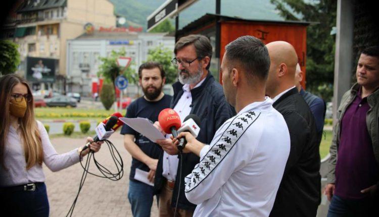 Aleanca për Shqiptarët – Dega Tetovë: Tetova një vend i rrezikshëm për të jetuar