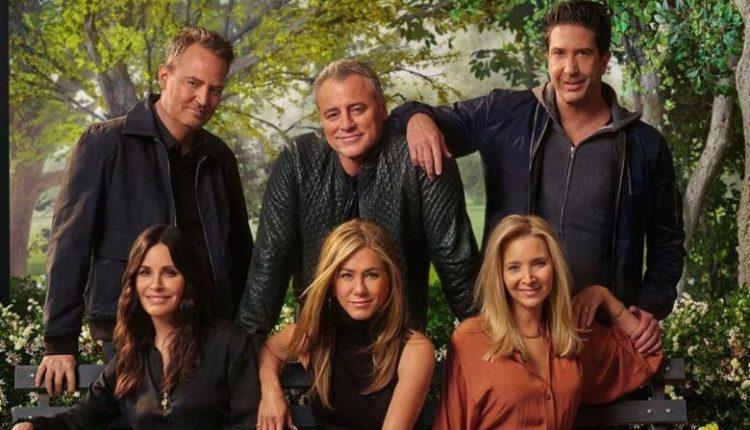 """Aktorët e """"Friends"""" kanë marrë miliona dollarë për t'u ribashkuar"""