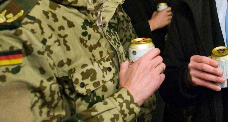 S'ka alkool për ushtarët! Autoritetet gjermane kthejnë nga Afganistani mbi 22 mijë litra birrë
