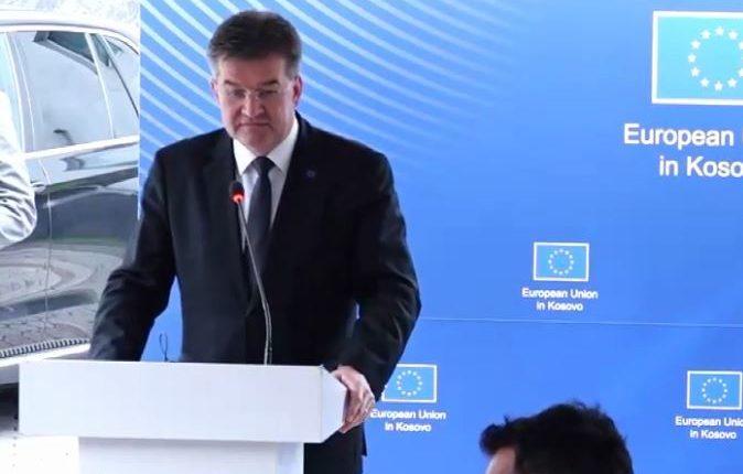 Lajçak: Arsyeja e vizitës në Kosovë është përgatitja e takimit Kurti-Vuçiq