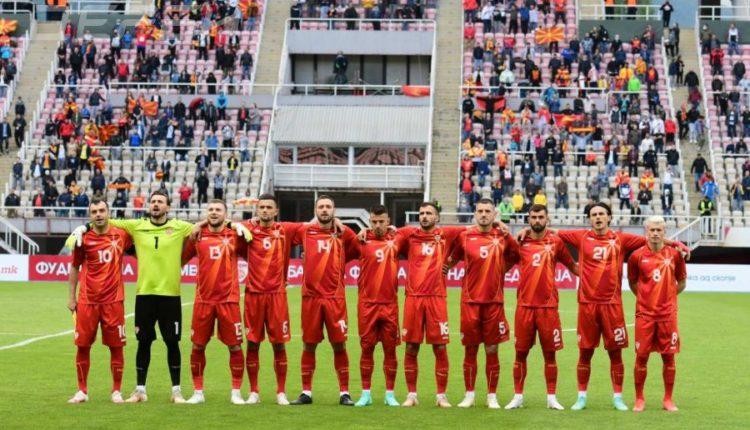 Baras në ndeshjen përgatitore në Shkup