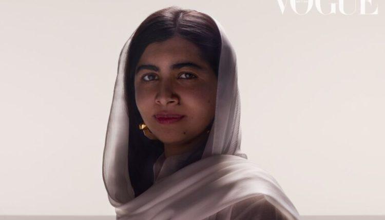 Me shami dhe plot vetëbesim, Malala është ylli i ri i kopertinës së Vogue