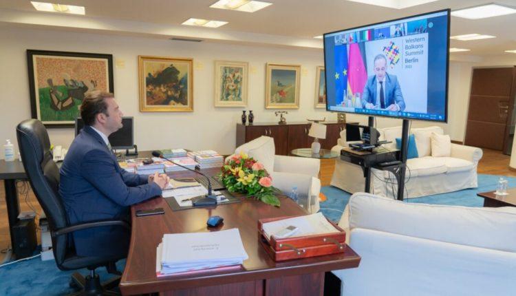 Osmani:Kaluam një rrugë të gjatë dhe bashkërisht arritëm rezultate të rëndësime në fushën e bashkëpunimit të ndërsjellë