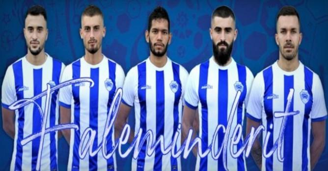 Pesë futbollist largohen nga FC Shkupi