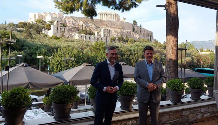 Rot: Greqia dhe Gjermania e mbështesin anëtarësimin e Maqedonisë së Veriut dhe Shqipërisë në BE