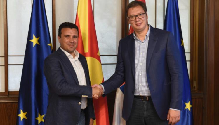 """""""Kjo do të ishte një storje e mirë gazetareske"""", Vuçiqi: Nuk dua të përfundoj si Zaevi me Marrëveshjen e Prespës"""