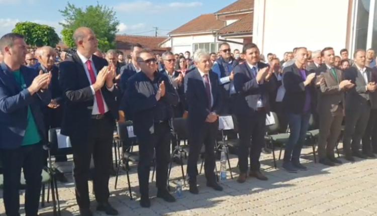 Ahmeti në Likovë: Duket se i ngjanë një fushate elektorale, por nuk është